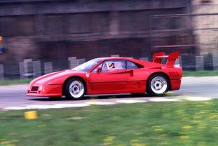 288 GTO evoluzione