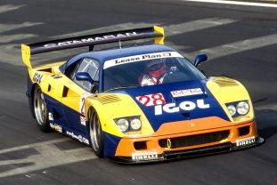 F40 GTE